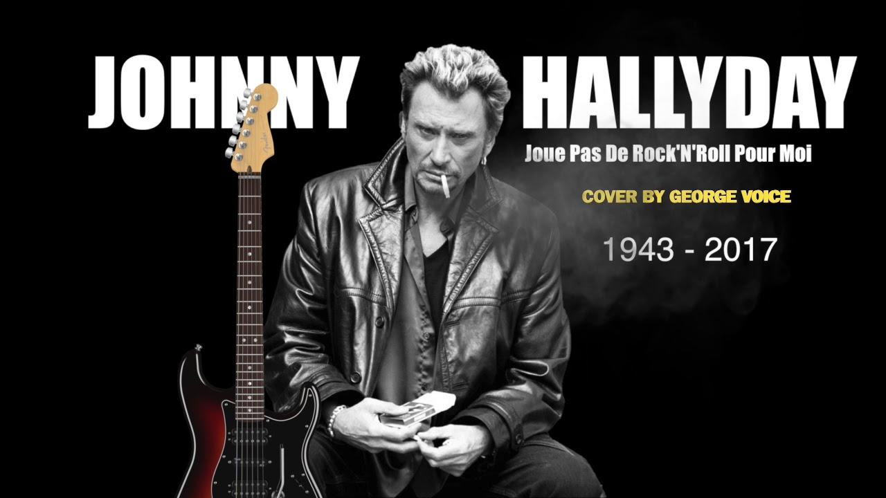 Johnny hallyday joue pas de rock 39 n 39 roll pour moi youtube - Housse de couette johnny hallyday ...