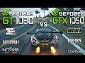 GT 1030 vs GTX 1050 Test in 6 Games (i3 7100)