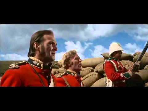 Zulu (1964 film) Ending Battle Scene