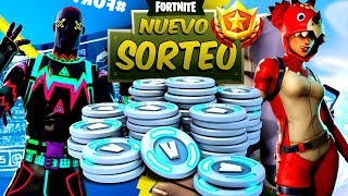 ENTER AND GET FREE FORTNITE'S PAVOS ? Saiid FORTNITE CONTEST WINS PAVOS #SSfilms
