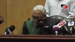 فرحة المتهمين في قضية «مذبحة بورسعيد» بعد تأجيل النطق بالحكم