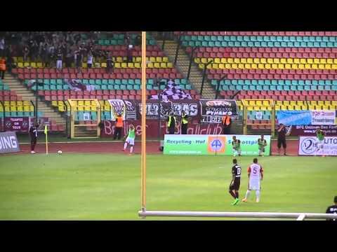 BFC Dynamo - FSV Zwickau