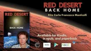 Red Desert - Back Home (book trailer)