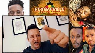 Jugglerz Announcement -Reggaeville Easter Special in Dortmund - March 31, 2018