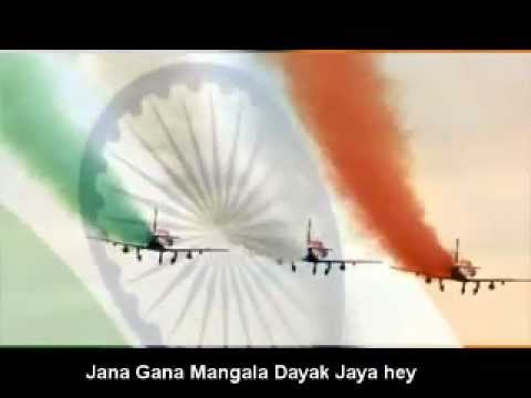 Rashtra geet indian national anthem 2016 youtube.