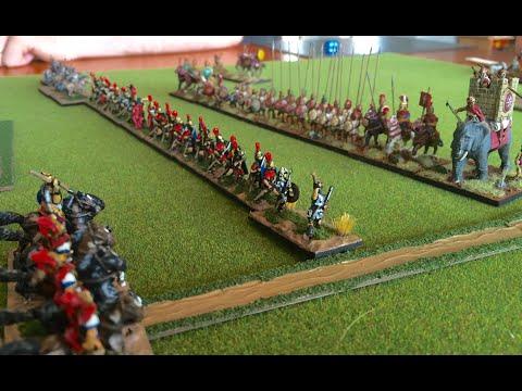 Баттлрепорт Рим Vs Карфаген - Битва При Кастулоне