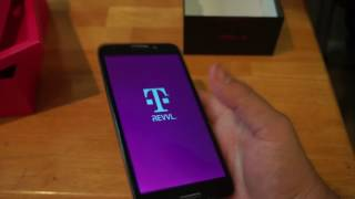 T-mobile REVVL Hands on And Unboxing New Budget King?