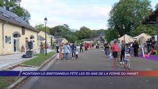 Yvelines | Montigny-le-Bretonneux fête les 30 ans de la ferme du Manet