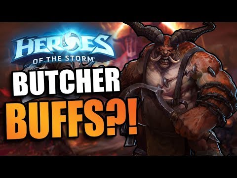 FRESH MEAT?! // The Wednesday Show // Heroes of the Storm