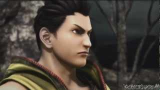 Sengoku BASARA: Samurai Heroes Ieyasu Tokugawa Story Part 1