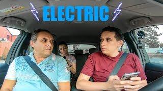 🚙PRIMA DATA INTR-O MASINA ELECTRICA 💯% - Vlog 892 thumbnail