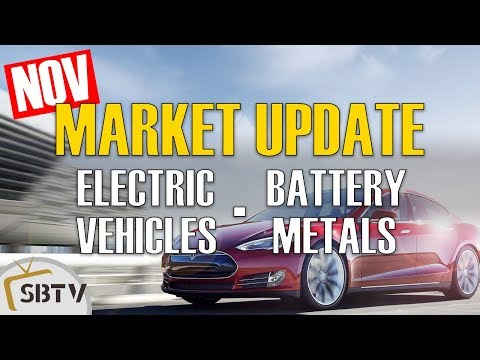 Tesla Sales Up, VW & Ford Team Up, Nio Battery Swap Stations | Electric Vehicle & Battery Metals