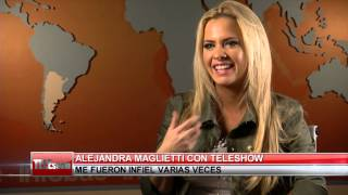 Los novios infieles de Alejandra Maglietti
