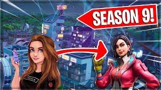 FORTNITE SEASON 9 SKINS, NEO TILTED, MEGA MALL! - New Season 9 Update Review! (IT SUCKS)