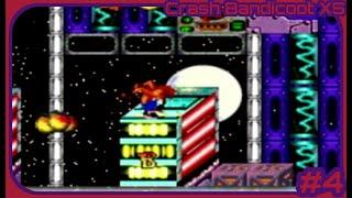 Crash Bandicoot XS (Part 4) Space: The Final Frontier