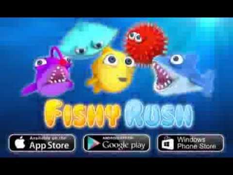 Fishy Rush Trailer (iOS, Android, Windows Phone)