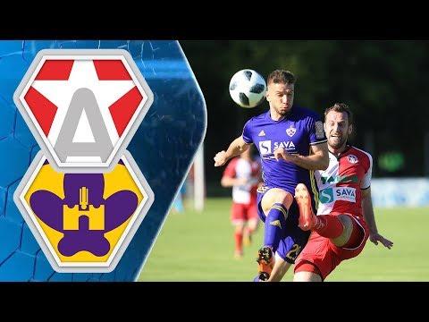 28. krog: Aluminij - Maribor 0:2 ; Prva liga Telekom Slovenije 2017/2018
