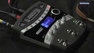DigiTech Live FX Vocal Effects Processor/Looper Demo - Sweetwater Sound