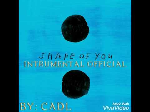 Ed Sheeran - Shape Of You ( Instrumental Official )