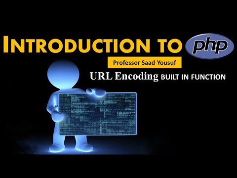 Introduction To PHP URL Encoding