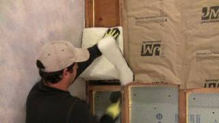 How to Insulate a Wall with Fiberglass Insulation - 101
