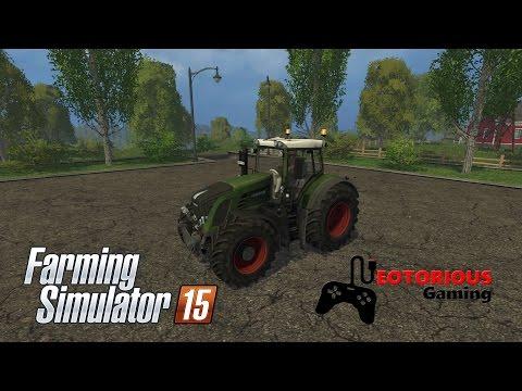Farming Simulator 15 : Fendt 900 Series Full Pack Mod