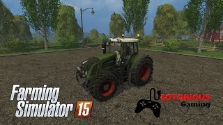 Farming Simulator 15 : Fendt 900 Series Full Pack Mod