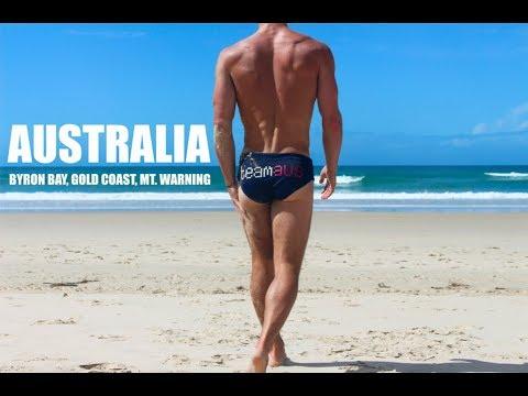 Exploring Australia: Byron Bay, The Gold Coast, Mt. Warning