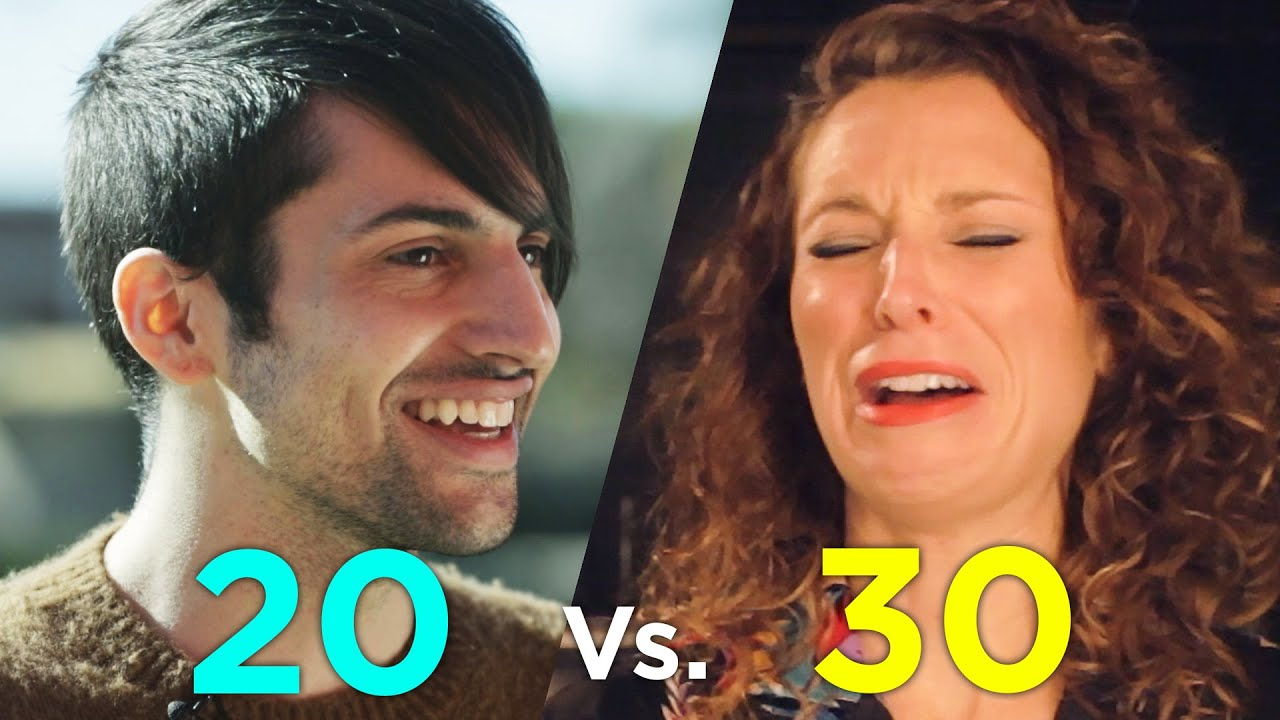 30 year old man dating a 50 year old woman