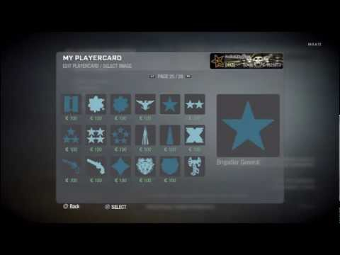 How to make Rockstar Emblem