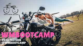 WMBootcamp chicks and Harley Davidsons, Girls have no limits