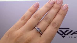 Vanity Diamond Ring
