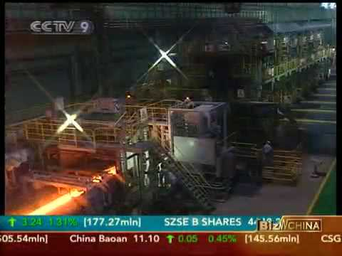 Chinese Firm Acquires One Of The World's Largest Iron Ore Mine - CCTV 091228