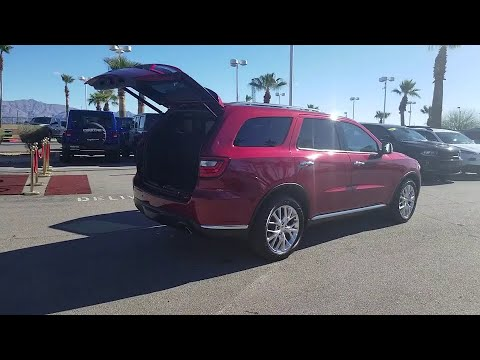 2014 DODGE DURANGO Las Vegas, Henderson, North Las Vegas, Boulder City, Pahrump, NV PR22415A