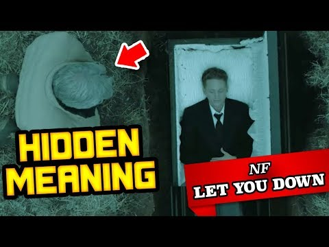 HIDDEN MEANING NF - Let You Down