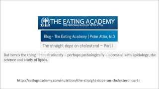 "The ""Straight Dope"" or a Bending of the Truth? -- Dietary Trends, Part 2 (The NuSI Guys, Part 8)"