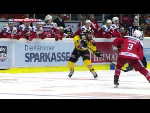 Erste Bank Eishockey Liga 16/17, 9. Platzierungsrunde: EC KAC - Vienna Capitals 4:2