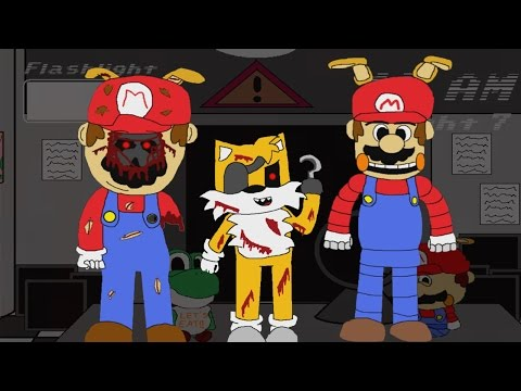 FNAS 2 CUSTOM NIGHT - PLUMBER TROUBLE MODE   FIVE NIGHTS AT SONIC
