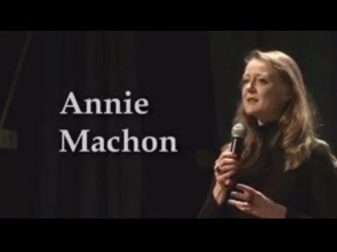 BBC5 Interview with former Mi5 Officer Annie Machon - Totnes