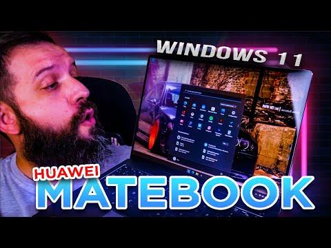 COMO INSTALAR 🚨 Windows 11 en HUAWEI MATEBOOK