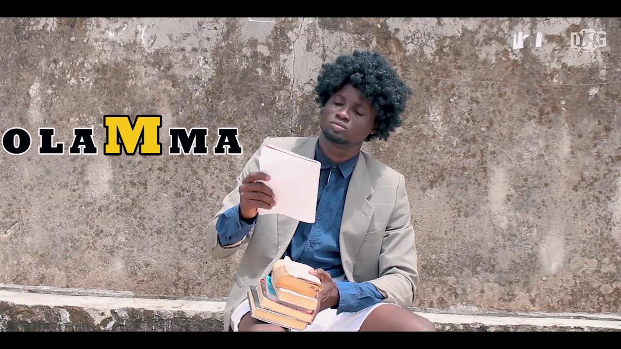 Nkem owoh - Olamma remix with Danceglitch (official video)