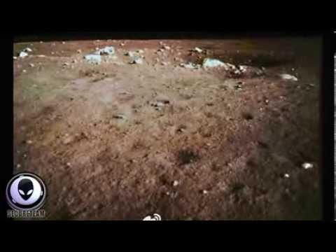 CHINA LANDS ROVER ON MOON - ANOMALOUS STRUCTURES & UFOS