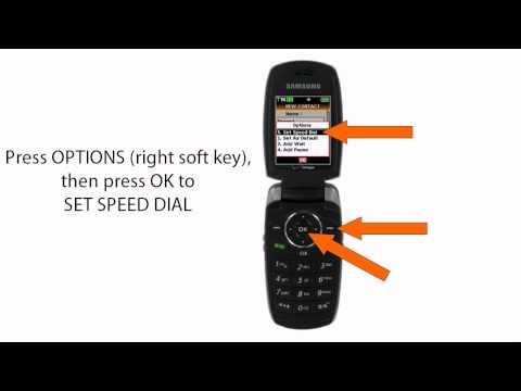 Samsung SGH-T301G Video clips