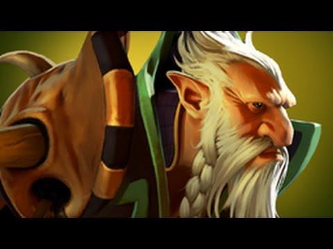 видео: [dota 2] Обзор героя - lone druid