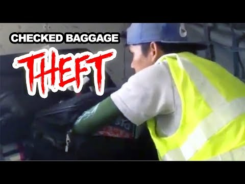 🇹🇭 Checked Baggage Theft: Phuket International Airport