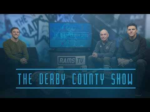 THE DERBY COUNTY SHOW   Middlesbrough Review, Chris Martin Back To His Best? Build-up To Forest