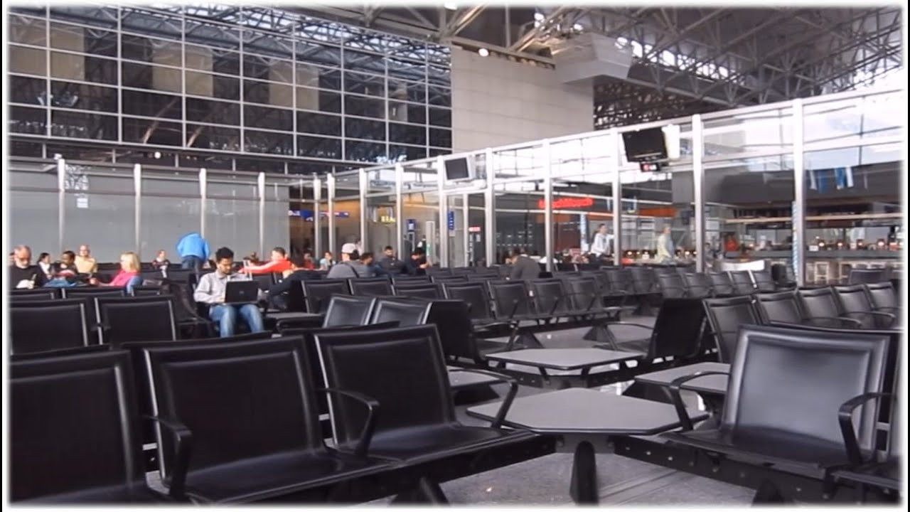 Flughafen Terminal 2 Frankfurt