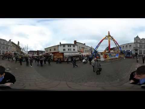 Walk round Loughborough Fair   2   2015