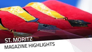 St. Moritz Highlights Magazine | IBSF Official