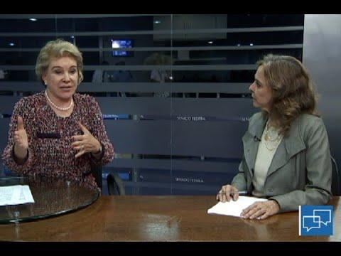 Marta Suplicy avalia que intervenção no Rio vai mostrar resultados a curto prazo